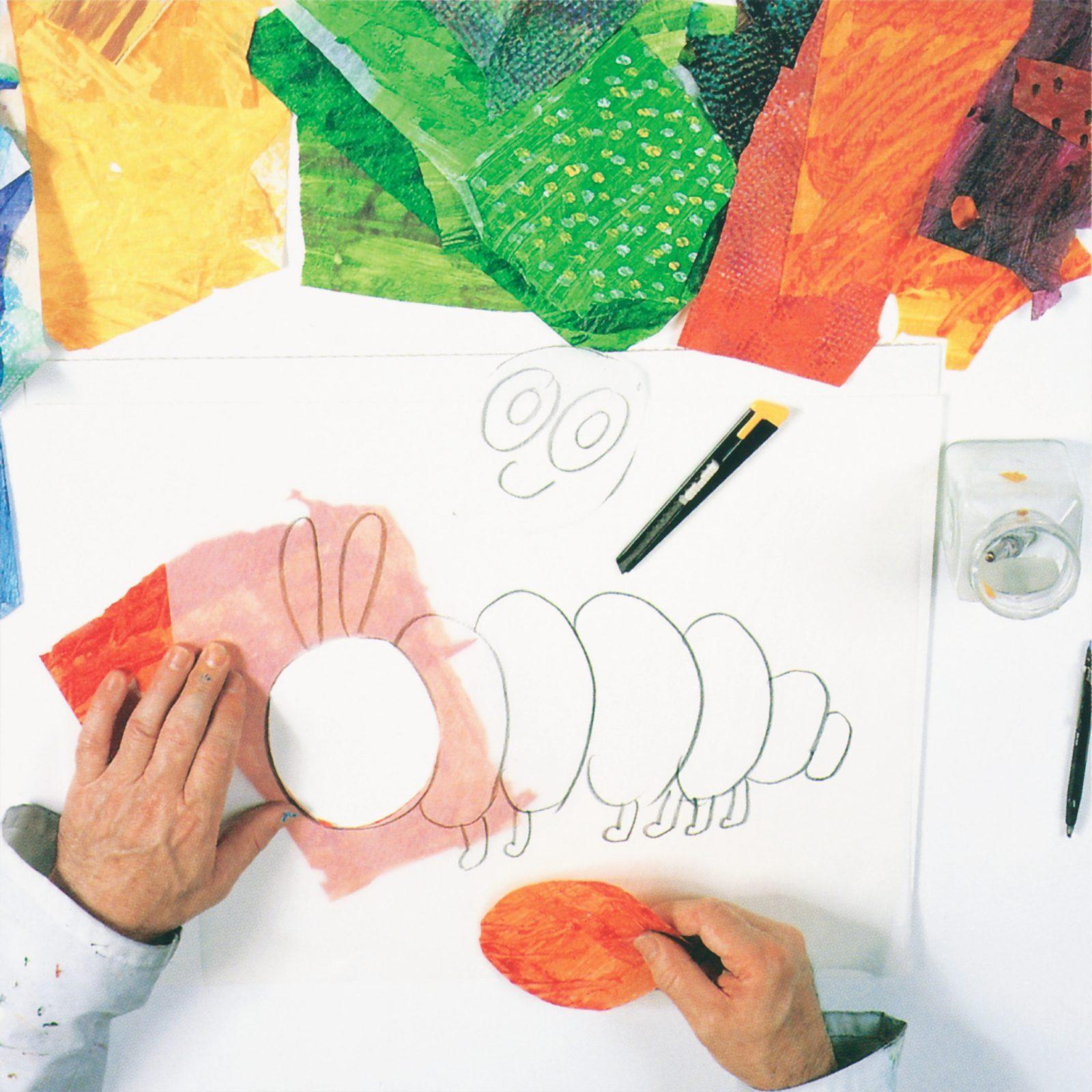 製作 はら ぺこあおむし 保育の現場におけるはらぺこあおむしの製作物の10のアイディア